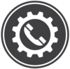 Technical Support Desk Icon